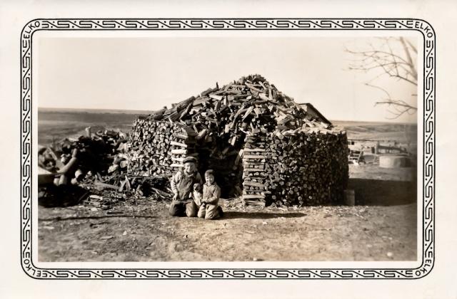 Midwestern Farm, 1938