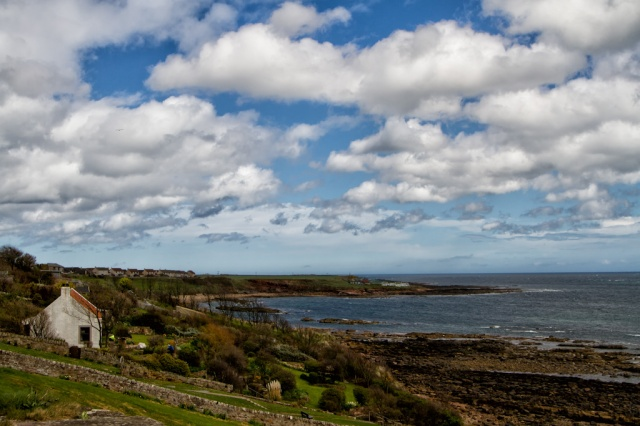 Scottish Coast near St. Andrews