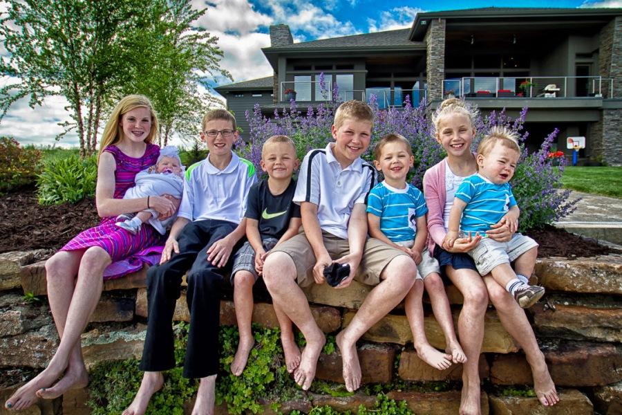 Eight Grandkids