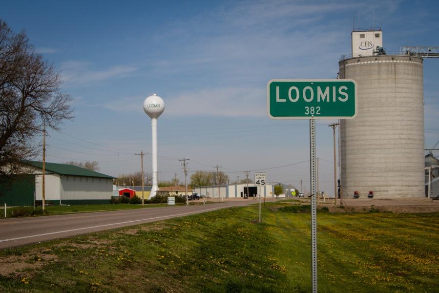 Loomis, NE