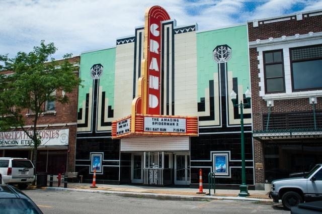 grand theater larrys blog