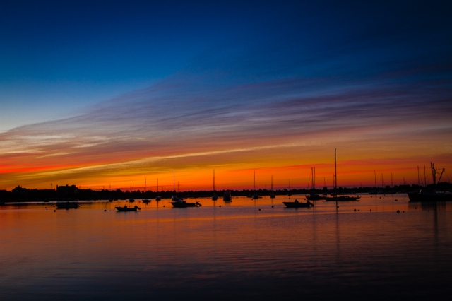 Dawn - Chatham Harbor