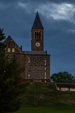 Cornell bell tower