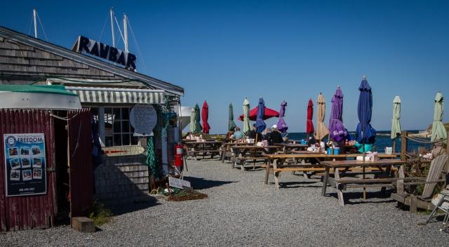 Sesuit Harbor Cafe - Back