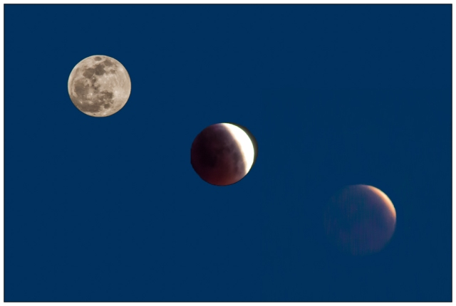 Moon Eclipse - 2015