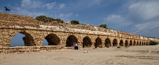 Roman Aquaduct - Ceasarea