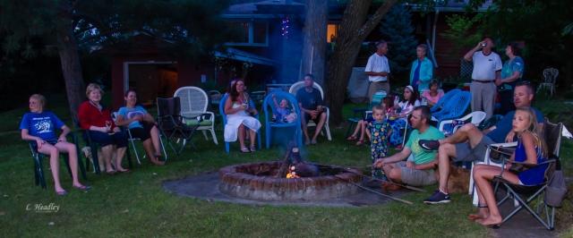 July 4th Campfire