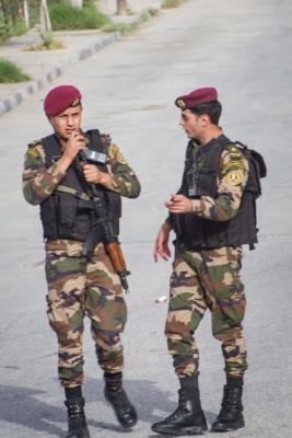 Palestinian Military