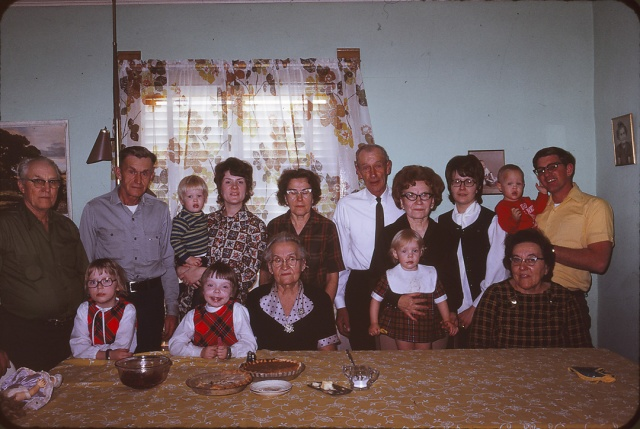 Thanksgiving, 1972