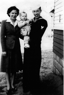 Young Family - 1943