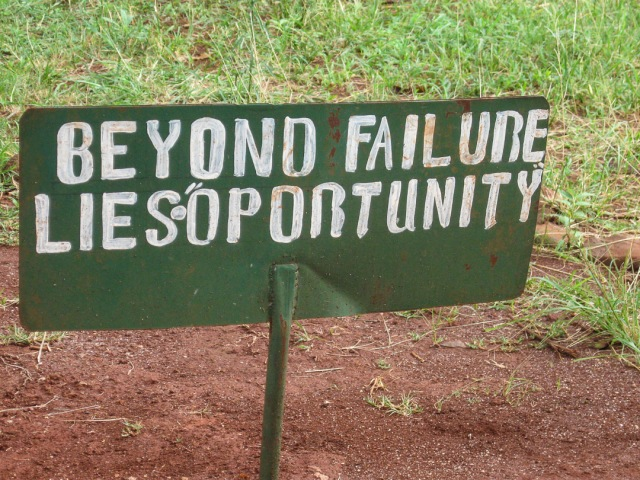 Motivational Sign