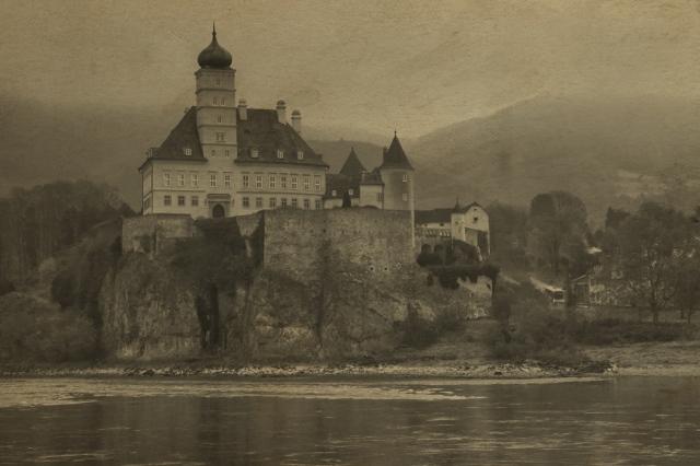 Castle - Danube River