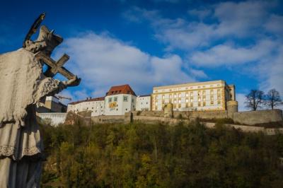 Passau fortress - 1219